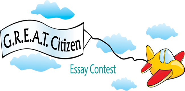 G.R.E.A.T.  Citizen Essay Contest